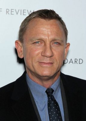 Height daniel craig Daniel Craig